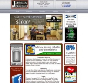 Johnson Brothers TV and Appliance