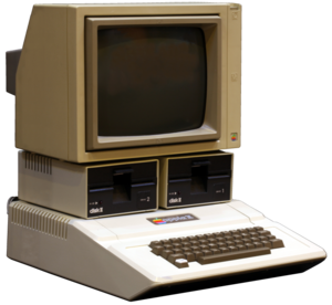 The computer that started it all.