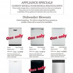 Johnson Brothers Appliances Specials