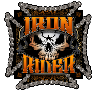 Iron Rider TV website logo